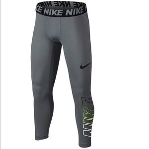Nike Base Layer 3/4 Compression Training Tights